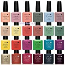 CND Shellac Nail Polish Choose Top, Base Coat, XPRESS5 or Top & Base Coat 2016