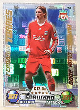 2016/17 MATCH ATTAX 16/17 100 CLUB 2009 FERNANDO TORRES CARD #458 HUNDRED CLUB