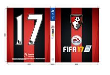 Fifa 17 AFC Bournemouth Cover Playstation 4 3 PS4 PS3 Xbox One Xbox 360 PC