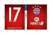 Fifa 17 FC Bayern Munich Cover Playstation 4 3 PS4 PS3 Xbox One Xbox 360 PC
