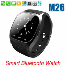 Bluetooth Smart Watch M26 Music Player Pedometer Hands Lowest Price