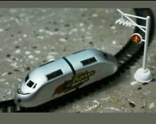 High Speed Bullet Metro Track Train  Set - Battery Operated Gift For Kids