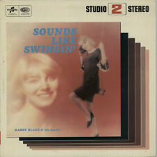 Sounds Like Swingin' Garry Blake UK vinyl LP album record TWO105 COLUMBIA 1965