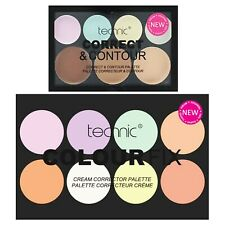 Technic Corrector & Contour Cream Palette Face Shaping Highlighter Concealer
