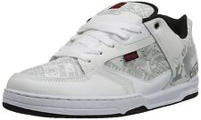 Scarpe Uomo Etnies Metal Mulisha Cartel White Black Red 41 42 43 44 45 46