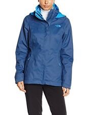 (TG. XS) North Face W Evolve II Triclimate Giacca, Blu/Shady Blue, XS - NUOVO