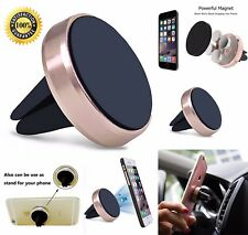 Universal Magnetic Car Air Vent Mount Holder For Mobile Phones GPS SAT NAV UK