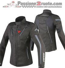 Giacca donna Dainese Stream Line Dry Lady Black waterproof Moto Jacket