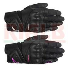 Guanti Moto in Pelle con Protezioni Alpinestars STELLA BAIKA Leather Gloves