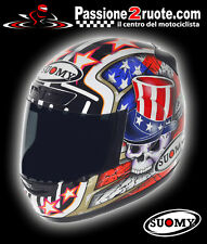 Casco Suomy Apex Sam integral fibra