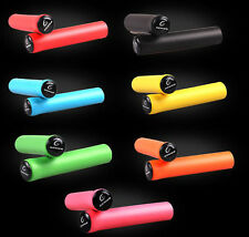 Ultralight soft Silicone grips for MTB Bicycle Handlebar Anti-slip fixed bicycle