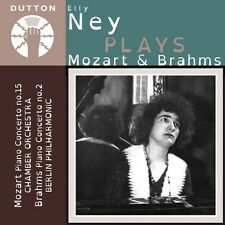 Ney Plays Mozart & Brahms - NEY ELLY/CHAMBER ORCH./BERLIN PHILHARMONIC [CD]