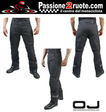 Pantalon moto scooter impérmeable 3 couches OJ J135 Explorer Pant