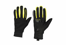 Guanti Invernali Northwave POWER 2 GRIP Black/Yellow Fluo/WINTER GLOVES LONG POW