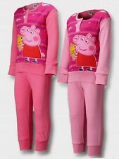 Girl's Official Peppa Pig Character Cotton Pyjamas in a Gift Box Age 2,3,4,5 & 6