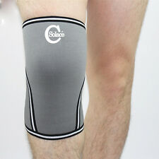Solace Care 7MM THICK NEOPRENE KNEE COMPRESSION SUPPORT Injury Protector Sleeve