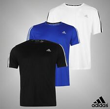 Mens Genuine Adidas Short Sleeves Climalite Questar Running T Shirt Size S-XXL