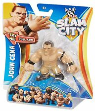 WWE Slam City John Cena Figure