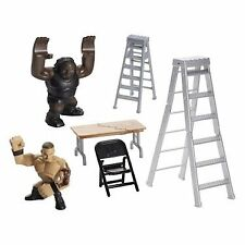 Mattel Wwe Rumblers Rampage Mark Henry And Randy Orton Tlc Play Set