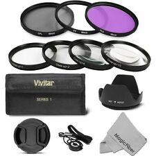 Goja 67Mm Professional Lens Filter And Close-Up Kit For Canon Rebel