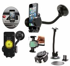 Universal Adjustable Car Windscreen Mount Holder Cradle Stand For Mobile Phones