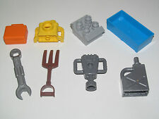 Lego Duplo ® Accessoire Outils Tools Choose Model NEW