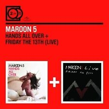 2 For 1: Hands All Over/Live Friday The 13th - MAROON 5 [2x CD]