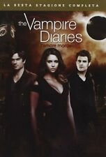 5051891137004 WARNER HOME VIDEO DVD VAMPIRE DIARIES (THE) - STAGIONE 06 (5 DVD)