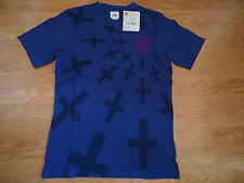 ENGLAND GRAPHIC PURPLE T-SHIRT SIZES SMALL - XLARGE BNWT RRP £31.99