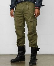 Denim & Supply by Ralph Lauren men's field cargo pants export surplus MRP 5500