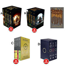 J. R. R. Tolkien's Hobbit Series The Lord Of The Rings Collection 5 Box Set New