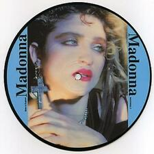 "Interview Picture Disc Madonna 7"" vinyl picture disc single UK MADONNA7"