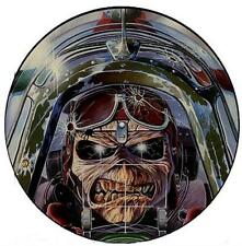 "Aces High Iron Maiden 12"" vinyl picture disc record UK 12EMIP5502 EMI 1984"