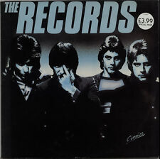 Records vinyl LP album record Crashes UK V2155 VIRGIN 1980