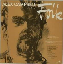 Alex Campbell Sings Folk vinyl LP album record UK SOC960 SOCIETY 1964