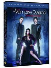 5051891107434 WARNER HOME VIDEO DVD VAMPIRE DIARIES (THE) - STAGIONE 04 (5 DVD)