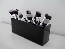 2017 Top Makeup Brush Holder/Makeup Organizer Long 3 Section Or 4 Section Black