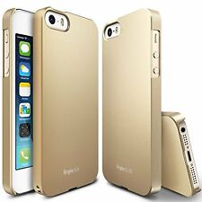 Rearth Ringke Slim iPhone 5/5S Premium Hard Case Cover - Royal Gold