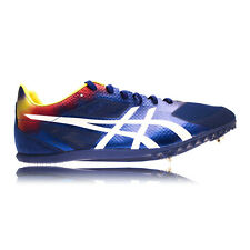 Asics Cosmoracer MD Rio Unisex Blue Running Spikes Athletics Track Shoes