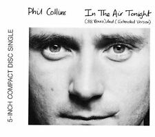 """0081227952389 RHINO RECORDS VINILE PHIL COLLINS - IN THE AIR TONIGHT (7"""") RSD 0"""