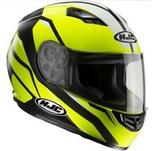 Hjc Cs15 Cs-15 Sebka Mc4h Mc-4h nero giallo black yellow