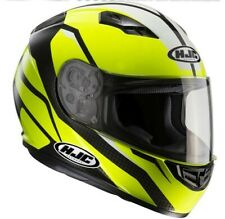 Helmet Hjc Cs15 Cs-15 Sebka Mc4h Mc-4h black yellow moto casque integral helm