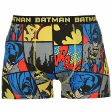 MENS DC COMICS STRIP BATMAN RETRO BOXERS BOXER SHORTS UNDERWEAR TRUNKS PANTS