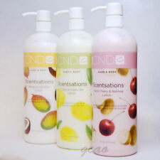 CND Creative Nail Scentsations Hand & Body Lotion 31oz/917ml Your Choice