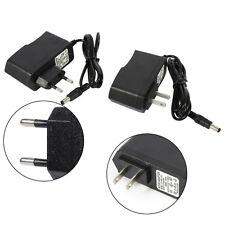 AC 100-240V To DC 12V 1A Power Supply Adapter Cord Transformer for LED Strip