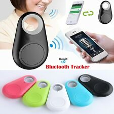 Smart Bluetooth Finder Tracer Pet Child GPS Locator Tag Alarm Wallet Key Tracker