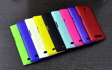 OPPO FIND 7 & 7A MOBILE IMPORTED MATTE FINISH MULTI COLOR HARD BACK CASE COVER