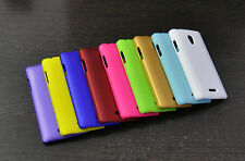 OPPO JOY R1001 MOBILE IMPORTED MATTE FINISH MULTI COLOR HARD BACK CASE COVER