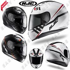 CASCO HELME. INTEGRALE MOTO HJC FULL FACE CS-15 SPACE VARI COLORI VARIE TAGLIE