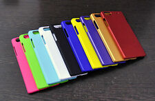 OPPO R1 829T MOBILE IMPORTED MATTE FINISH MULTI COLOR HARD BACK CASE COVER